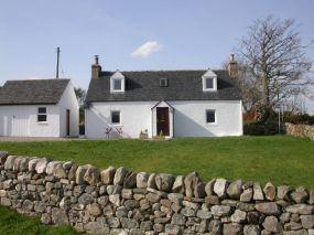Ploughmans Cottage Dog Friendly Accommodation, Sutherland Scottish Highlands